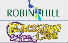 Robin Hill and Blackgang Chine